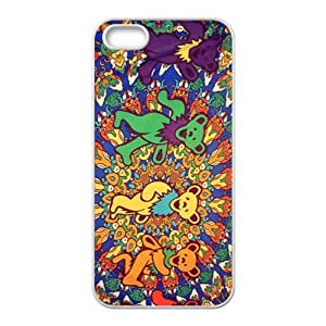 grateful dead bears Phone Case for iPhone 5S Case