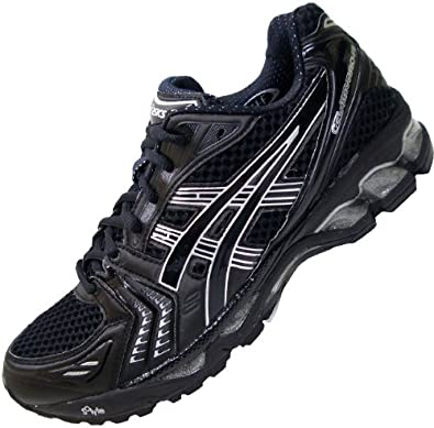asics Damen-Laufschuh GEL-KAYANO 14 (W) (black/bla: Amazon ...