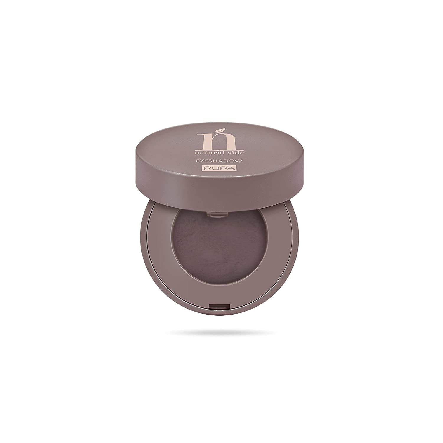 Natural Side Compact Eyeshadow – 001 Violet Graphite by Pupa Milano for Women – 0.07 oz Eye Shadow