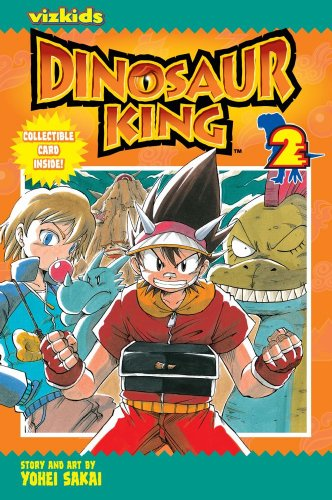 Dinosaur King, Vol. 2 by Perfect Square (Image #3)