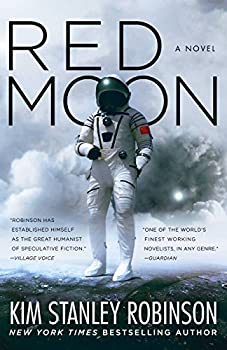 Red Moon by Kim Stanley Robinson science fiction and fantasy book and audiobook reviews