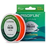 Piscifun Braided Fly Fishing Backing Line 20LB 100yds Orange Review