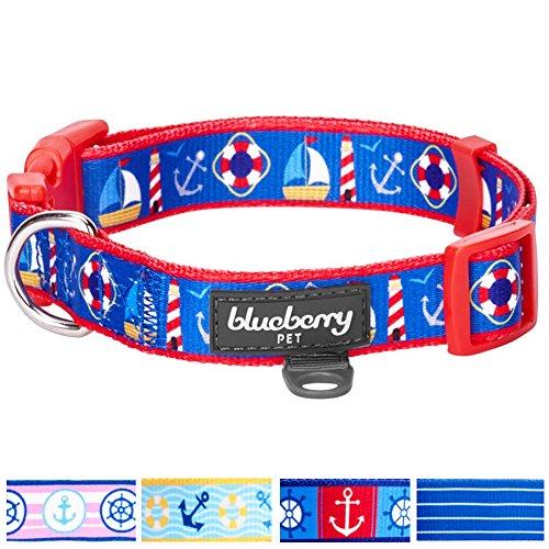 blueberry-pet-9-patterns-peace-bon-voyage-nautical-blue-dream-designer-dog-collar-small-neck-12-16-a