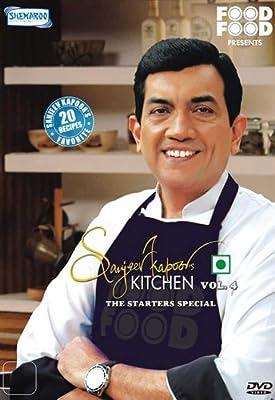 Amazon.com: Sanjeev Kapoor Kitchen Vol4: SANJEEV KAPOOR: Movies & TV