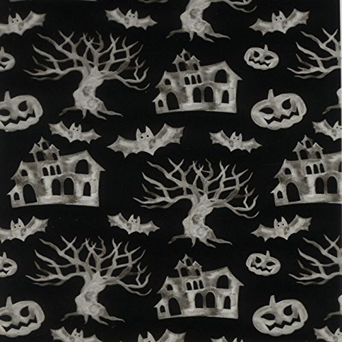 Hydrographic Film - Hydro Dip Film - Hydrographics Film - Water Transfer Printing - Hydro Dipping - Halloween - Spooky - 1 Sq. Meter