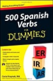 img - for 500 Spanish Verbs For Dummies 1st edition by Kraynak, Cecie (2012) Paperback book / textbook / text book