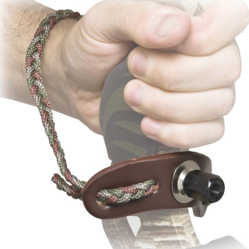 Mossy Oak Hunting Accessories Braided MO-BBS Bow Sling Leather Yoke