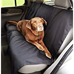 Amazon Basics Car Bench Seat Cover for Pets