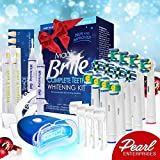 Family Dental Kit-Includes 12assorted Brush Heads Compatible With Most Brand Name Bases, 4 Brush Covers, And A Whitening Kit. Affordable Deal- Hurry To Claim This Holiday Package!