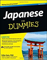 Japanese For Dummies, 2nd Edition Front Cover