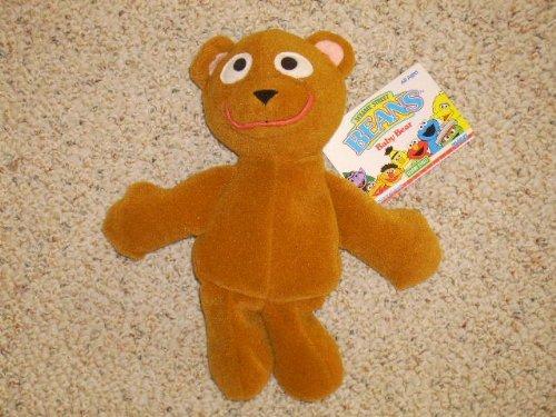 - Sesame Street Beans Baby Bear Plush