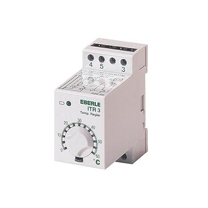 Eberle ITR - 3/528 800 - Termostato universal