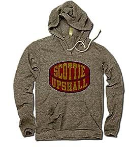 Scottie Upshall Florida Women's Hoodie Scottie Upshall Puck S Eco Gray