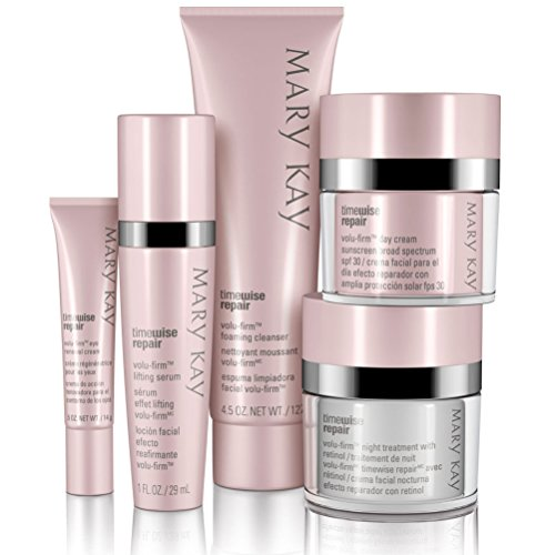 Mary Kay TimeWise Repair Anti-Aging Volu-Firm Set 5pcs Authe