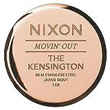 Nixon A099-1045 Ladies The Kensington Rose Gold