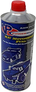20% Nitro Fuel - 1 Quart - Nitrofuel - By PowerMaster