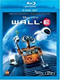 Wall-E (Two-Disc Edition + BD Live) [Blu-ray]