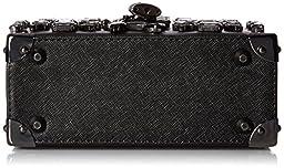 Aldo Valbiano Top Handle Handbag,  Black