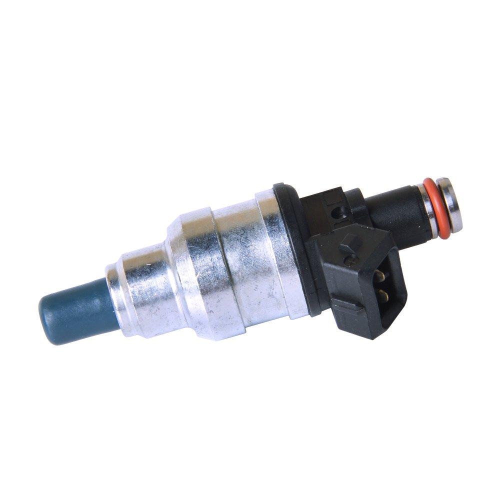 spsoner inyectores de combustible boquilla 650 cc 12 ohmios 12 V para 2005 - 2008 B16 B18 B20 D16 D18 F22 H22 H22 A LS VTEC - ITR si RDX EG EF EK RC ...