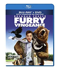 Furry Vengeance [Blu-ray + DVD]