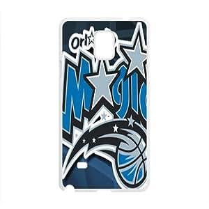 Orlando Magic NBA White Phone Case for Samsung Galaxy Note4 Case