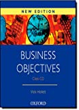 Business Objectives New Edition: Business Objectives. Class CD (1) New Edition: Class Audio CD