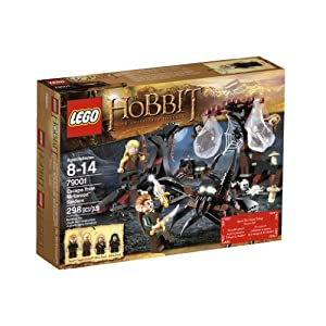LEGO The Hobbit Escape from Mirkwood Spiders 79001 - 51UIm9ZDpcL - The Hobbit Escape from Mirkwood Spiders