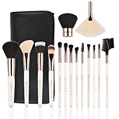 Womens Cosmetics Makeup is an important part of daily modern life Kabuki Brush- Apply loose powdered makup on large surface of the face Powder Brush- From your palette or palettes, use some of the powder and create a heavy coverage Blush Brus...