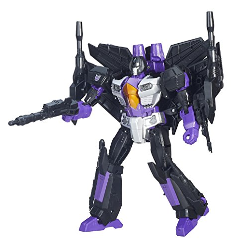 Transformers Generations Leader Skywarp Action Figure