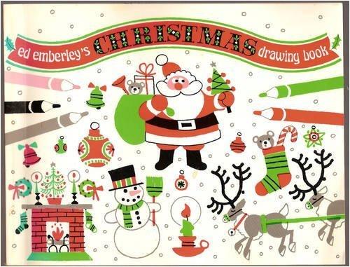 Ed Emberley's Christmas Drawing Book