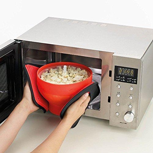 Generic microondas palomitas de alimentos eléctrica cuenco ...