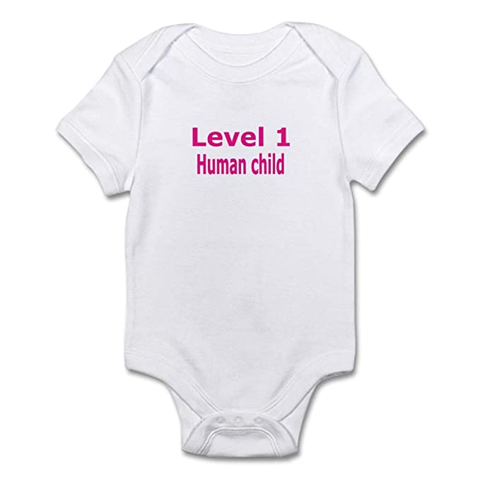 23575091f CafePress Wow Infant Bodysuit Cute Infant Bodysuit Baby Romper Cloud White