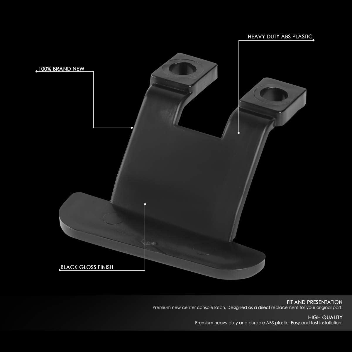 Console Center Armrest Cover Latch Clip Lid Catch for 02-09 Chevy Trailblazer