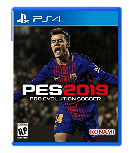 Pro Evolution Soccer 2019 - PlayStation 4 Standard Edition by Konami