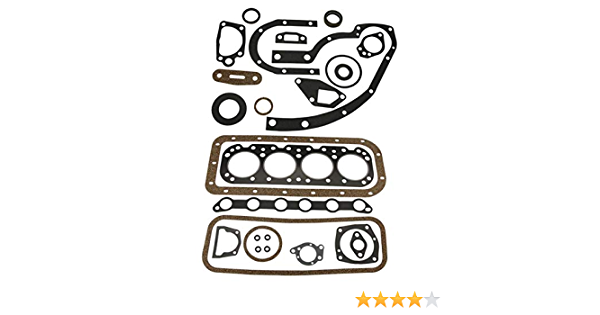 CA 70226500 C B125 Gas Eng B15 Gas Eng Complete Tractor New Gasket ...