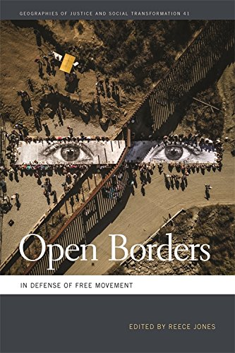 Book cover from Open Borders: In Defense of Free Movement (Geographies of Justice and Social Transformation Ser.) by Nik Heynen