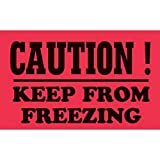keep from freezing label - 3