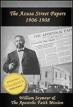 apostolic christian faith essay The apostolic faith in september 1906, the azusa street mission began publishing a newspaper, the apostolic faith the paper contained news, testimonies, and.