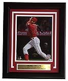 Shohei Ohtani Framed 8x10 Los Angeles Angels 1st Career MLB Home Run Photo