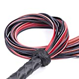 Leather Whip Tools Game Paddle Flogger