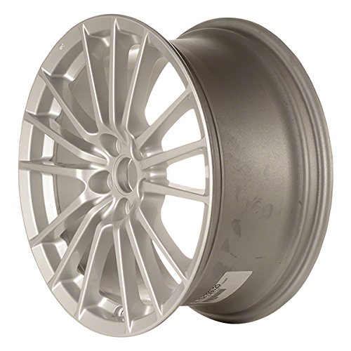 17'' All Painted Silver Refurbished OEM Wheels for 12-14 SUBARU IMPREZA