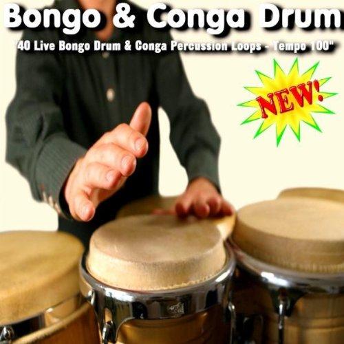 (Bongo Drum Loop #4)
