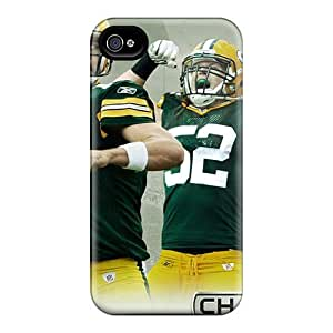 Premium MUd14091krqk Cases With Scratch-resistant/ Green Bay Packers Samsung Galaxy Note4