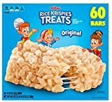 Kellogg's Rice Krispies Treats, 0.78 oz, 60-count