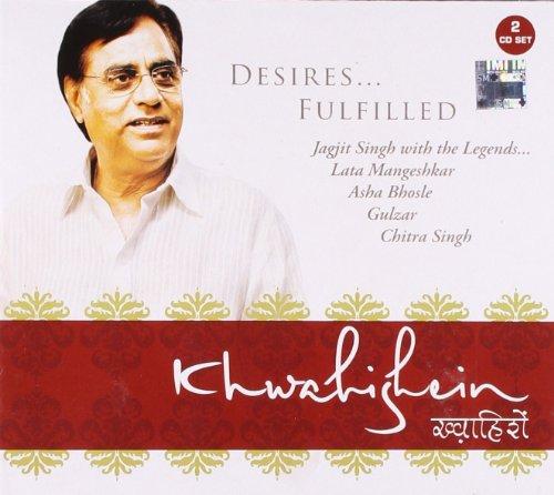 Jagjit Singh - Khwahishein - Jagjit Singh With The Legends - Cd - Zortam Music
