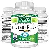 Botanic Choice Lutein Plus Capsules, 30 Count