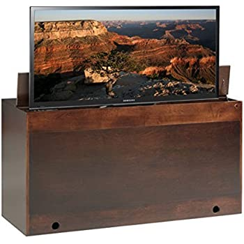 queen footboard desk tv with bench brown