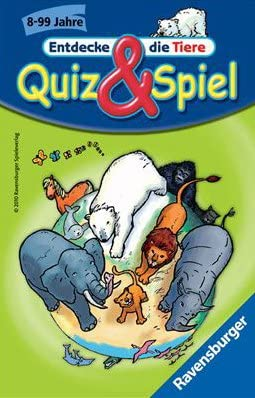 Ravensburger 23305 Entdecke Die Tiere - Juego de Mesa sobre Animales [Importado de Alemania]: Amazon.es: Juguetes y juegos