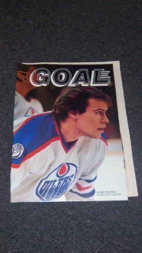 GOAL Magazine - MARK MESSIER - Edmonton Oilers