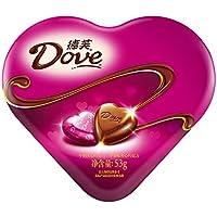 德芙 心印 牛奶&苹果味夹心巧克力(礼盒装)53g